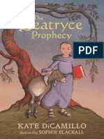 The Beatryce Prophecy Chapter Sampler