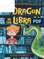The Dragon in the Library by Louie Stowell Chapter Sampler