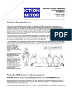 NAMFREL Election Monitor Vol.2 No.2 03072011
