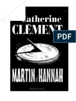 Catherine Clement - Martin Si Hannah #1.0~5