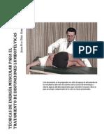 Técnicas de Energia Muscular LUMBO-PELVICO