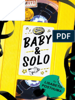 Baby and Solo by Lisabeth Posthuma Chapter Sampler
