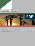 Enquête démographique et de Santé 2008-2009