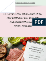 e-BOOK EMAGRECIMENTO DURADOURO