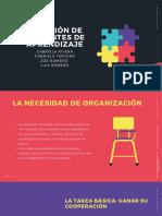 Capítulo 12 - Creación de ambientes de aprendizaje