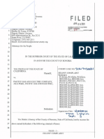 People v Pacific Gas and Electric Company SCR745228
