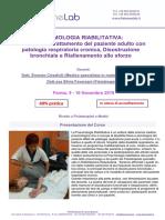 Pneumologia Riabilitativa