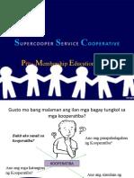 SUPERCOOPER SERVICE COOPERATIVE