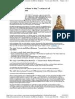 Hall, A. Ethical Consideration Tibetan Sculpture. 2002