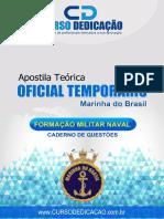 04. 01. Apostila de Formação Militar Naval - CADERNO DE QUESTÕES-1