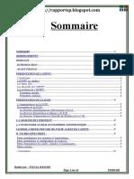 Rapport de Stage - Système Et Réseaux Informatique
