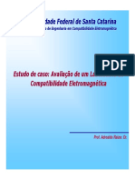 Slides - ensaios de compatibilidade eletromagnética