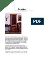 Gun Cabinet Blueprints