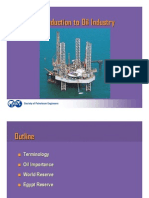 1- Orientation to the Petroleum Field