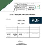 CLTMT-PRO-03- Procedimiento de Estructura MARCONA