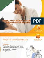 Higiene Postural en el servicio hospitalario 2009