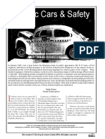 Classic Cars Safety Article