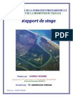 A PV Rapport de Stage is AM