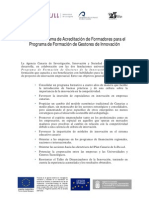 Bases de Acreditacion Programa Formador de Formadores