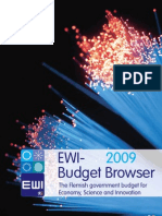 EWI-Budget Browser 2009