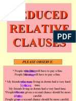 Reduced Relative Clauses-presentation-final Version-Instructor's Copy (Ece Sevgi's Conflicted Copy 2011-02-24)