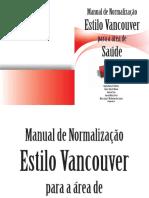 LIVRO_ManualdeNormalizaçãoEstiloVancouver