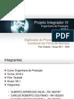Apresentação PowerPoint PI IV - G 5N_1 Taubaté