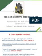 Fisiologia+sistema+cardiovascular