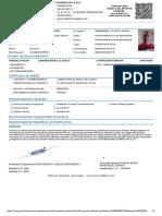 BAUDIN DONIS BOHORQUEZ GARCIACertificado de Aptitud