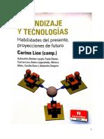 Aprendizaje y tecnologías Lion