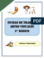 FICHAS ARTES 3° BÁSICO
