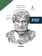 aristoteles terminado