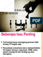04. Strategi Dalam E-Business