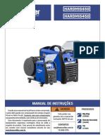 Hardmig 450 Manual