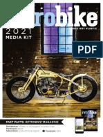 Retrobike Magazine Media Kit 2021