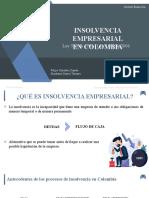 Insolvencia Empresarial en Colombia
