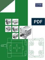 Turolla Hydraulic Gear Pumps Group2 Catalogue en l1016341