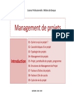 01 Management Projets Introduction