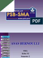 Asas Bernoulli