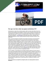 TTBIKEFIT.COM - Por que você deve obter um ajuste da bicicleta_