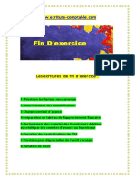 Ecritures Comptables de Fin Dexercice PDF