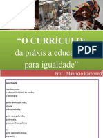 PRÁTICA III - Avaliação e Currículo (FECHAMENTO DO PROBLEMA) terça