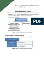 1. Politica de Finanţare a Întreprinderii Pe Termen Mediu Şi Lung