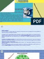 ANALISIS DE CIRCUNSTANCIAS EN TIEMPOS DE PANDEMIA PROYECTO TRANSVERSAL MEDIO AMBIENTE