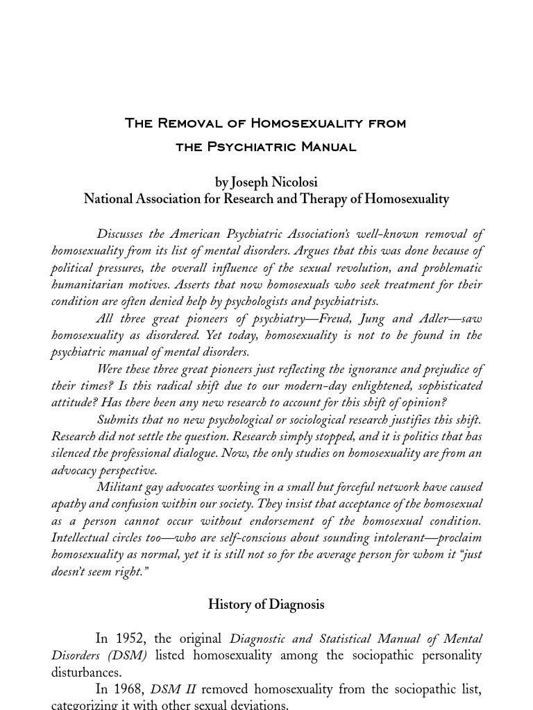 Define ego syntonic homosexuality statistics