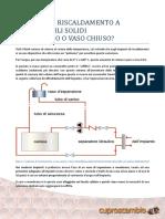 Impianti Di Riscaldamento a Combustibili Solidi