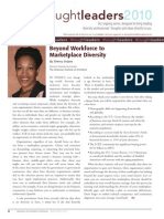 Diversity Journal | Beyond Workforce to Marketplace Diversity - Mar/Apr 2010