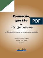 Formação, Gestão e Linguagem