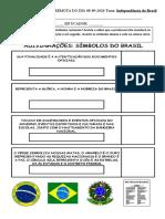 ATIVIDADE REMOTA DO DIA 08