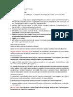 Resumo Direito Empresarial III - Prova Integrada